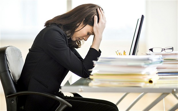 stressedwoman