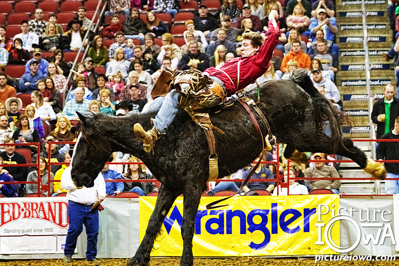 World's Toughest Rodeo 1/13/2012, Wells Fargo Arena
